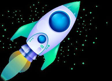 home version three video banner rocket
